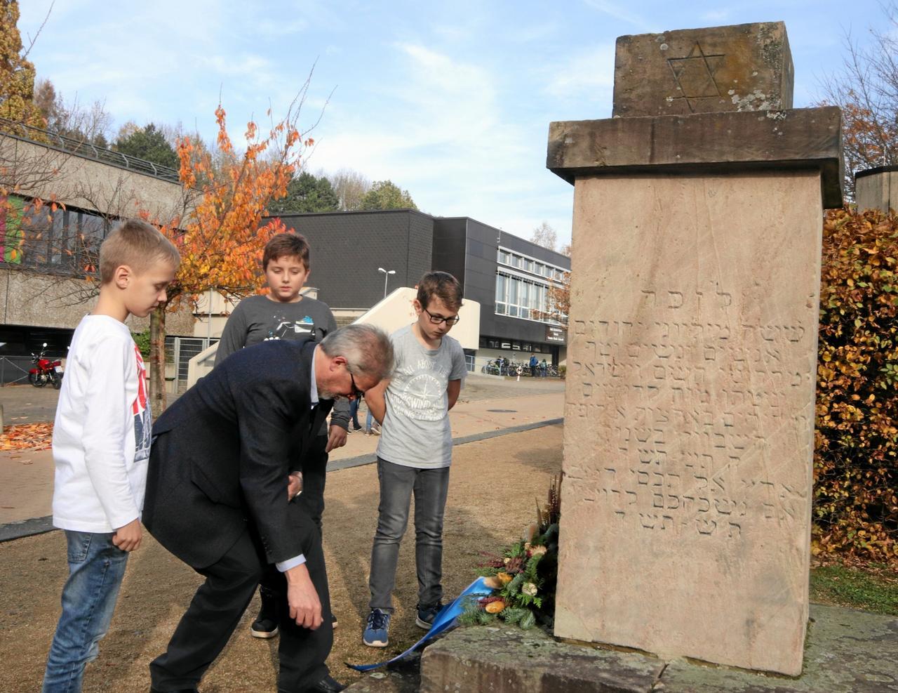 Seesen gedenkt der Pogromnacht
