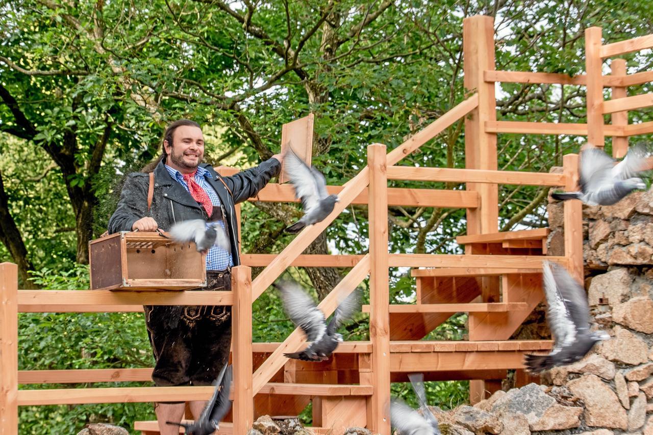 """""""Der Vogelhändler"""" im Bergtheater Thale"""