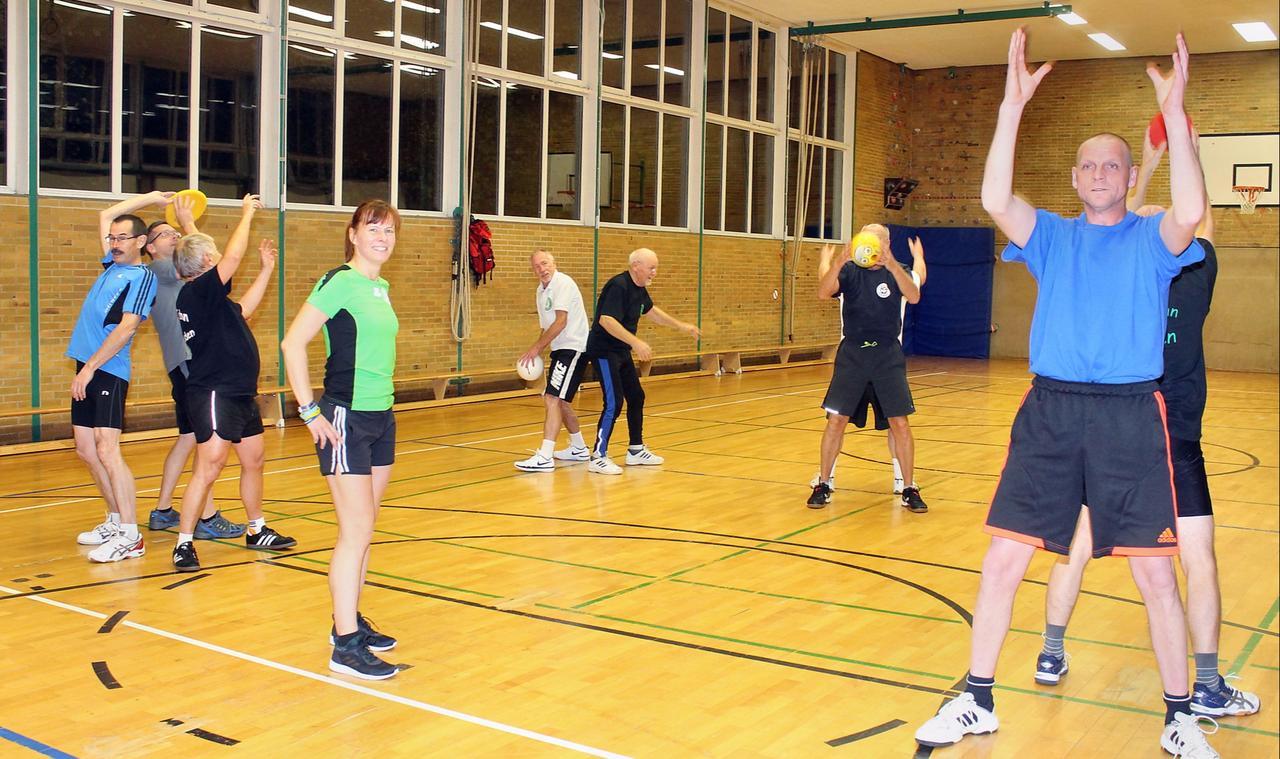 Männer-Fit mit Spaßfaktor