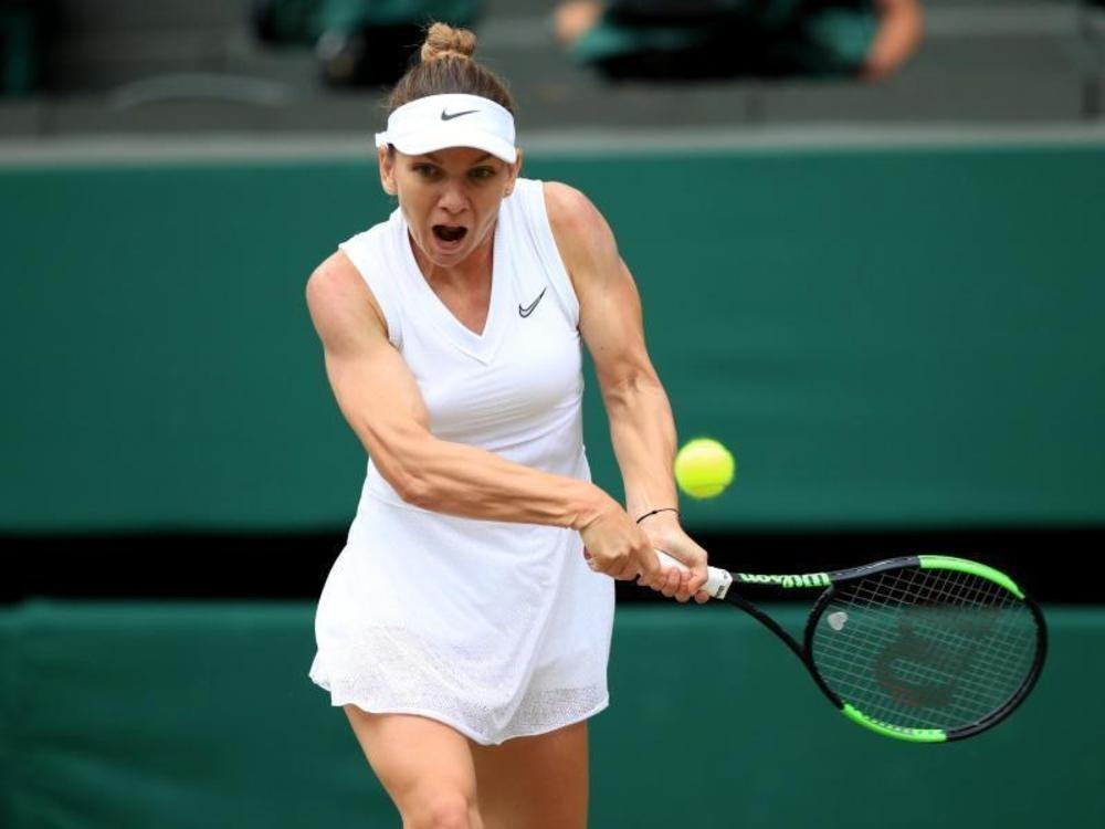 Simona Halep deklassiert Serena Williams