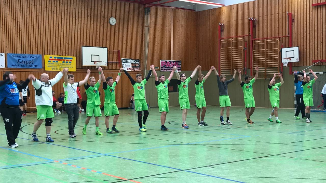 Zittersieg für HSG Langelsheim/Astfeld