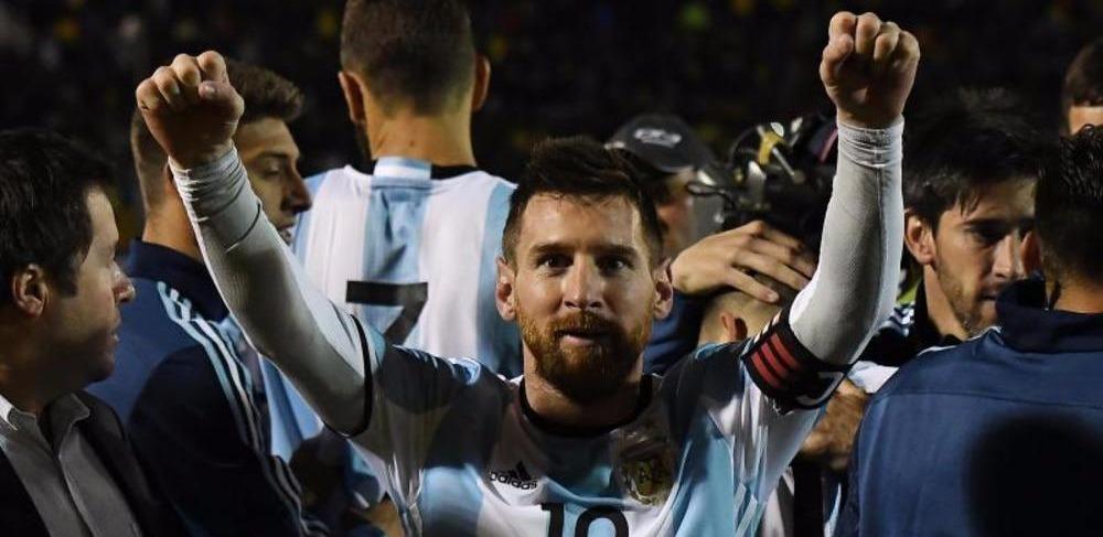 Argentinien bei WM dabei - Chile raus
