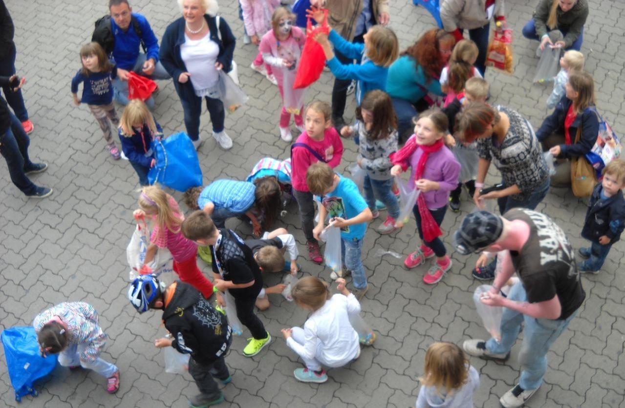 Kinderfest für einen guten Zweck