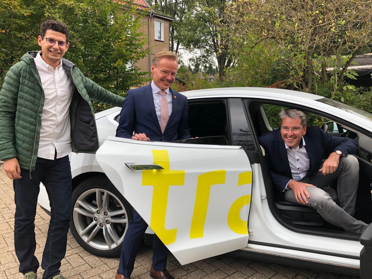 E-Car-Sharing könnte 2021 starten