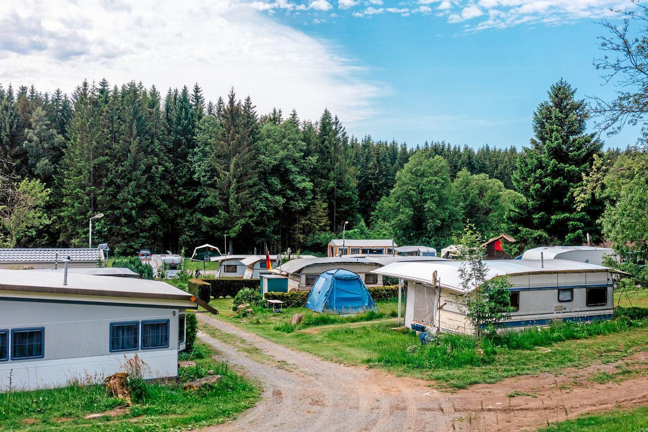 Das Martyrium auf dem Campingplatz