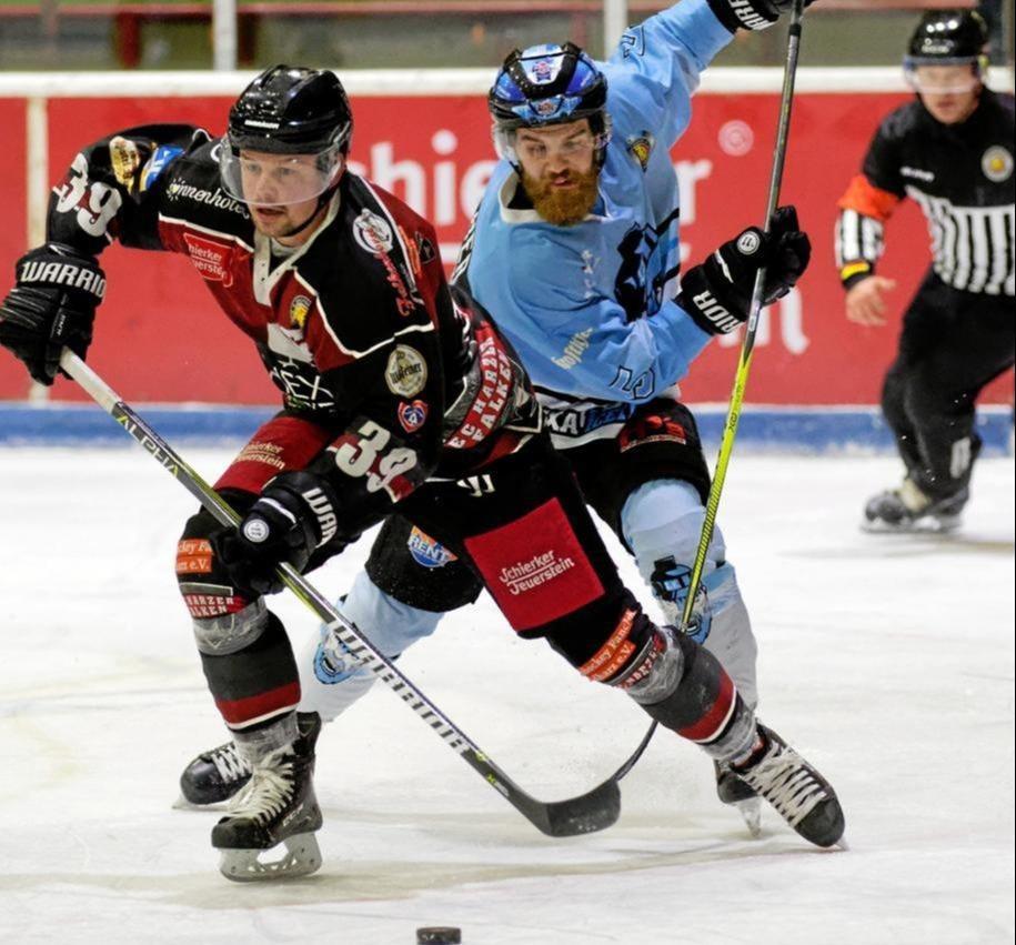 Eishockey rückt in die zweite Reihe