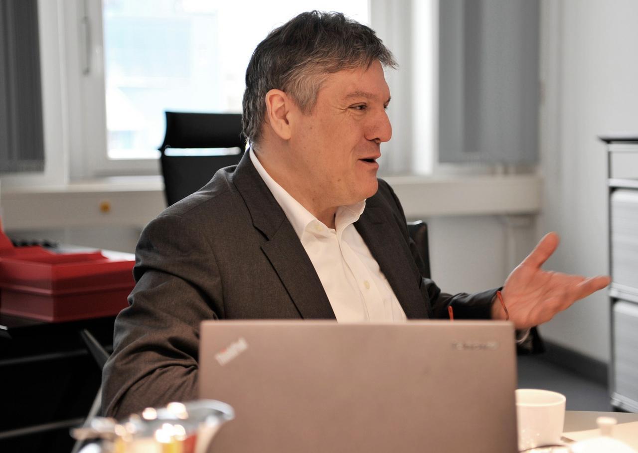 TU-Präsident Schachtner im GZ-Interview