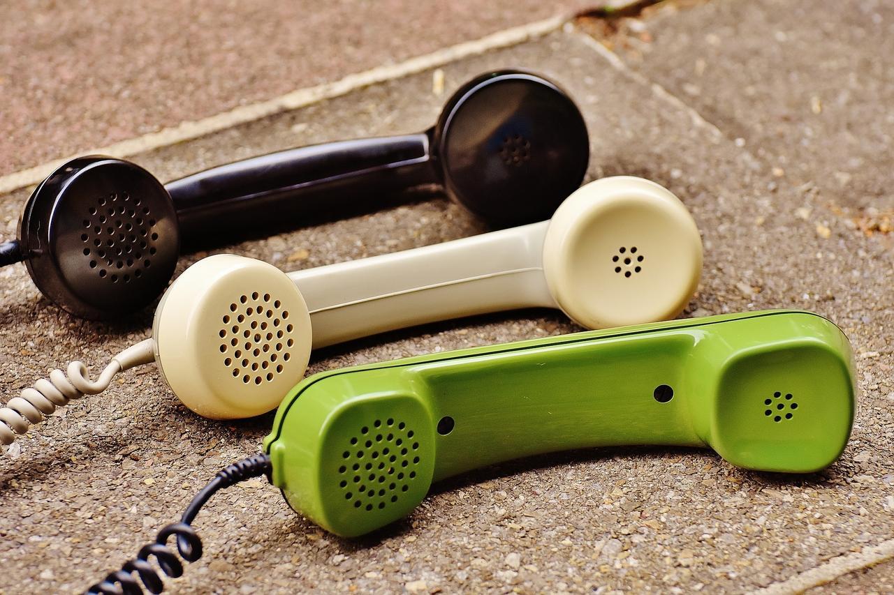 Rechtsberatung nur telefonisch möglich