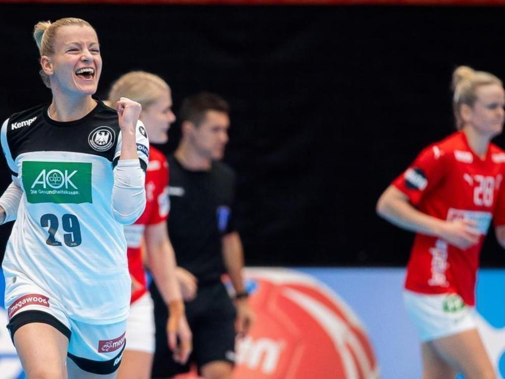Handballerinnen besiegen Angstgegner