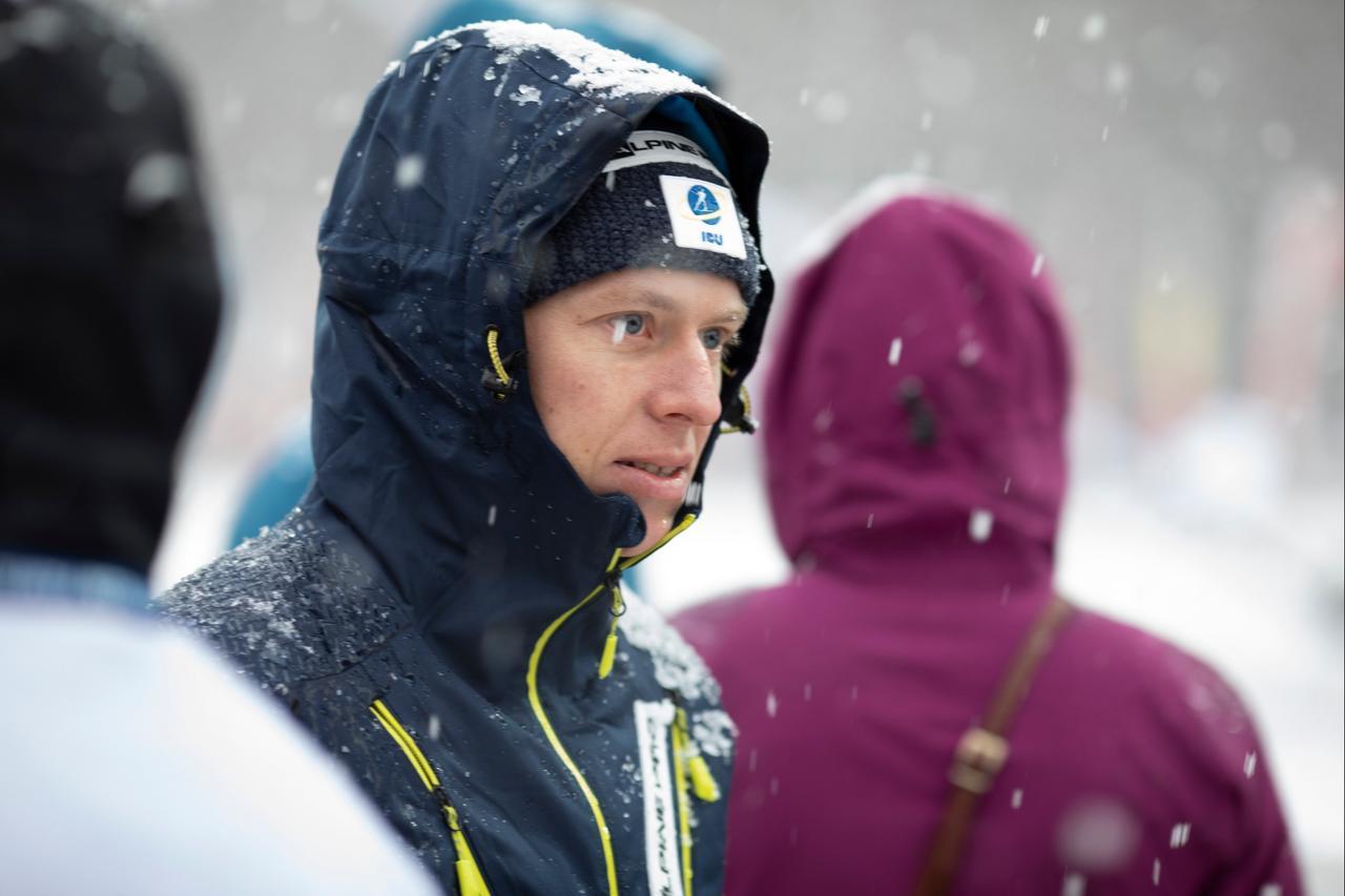 Daniel Böhm erlebt heißen Winter