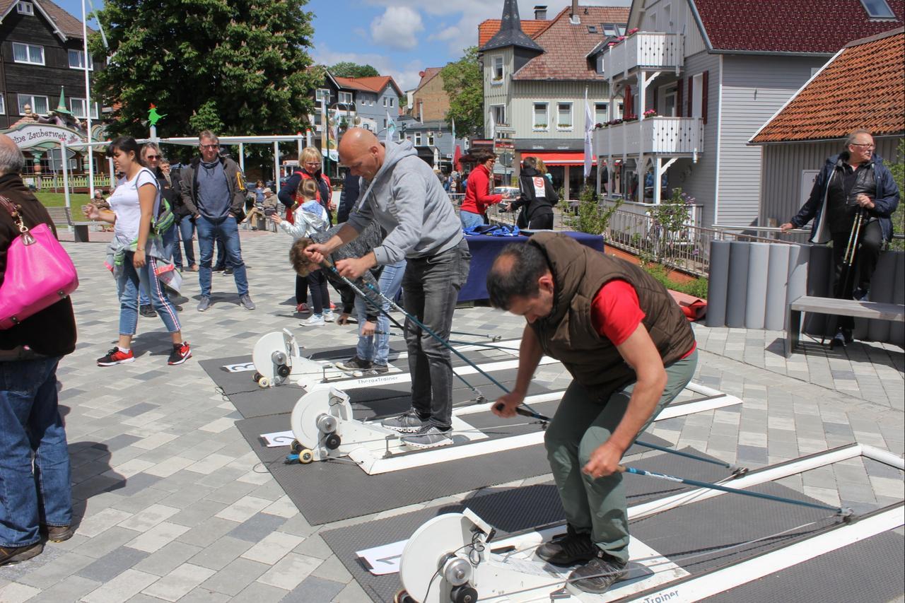 Biathlon-Tour in Braunlage