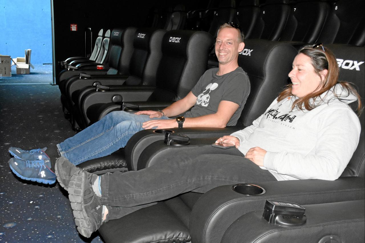 Cineplex bereitet sich auf Öffnung vor