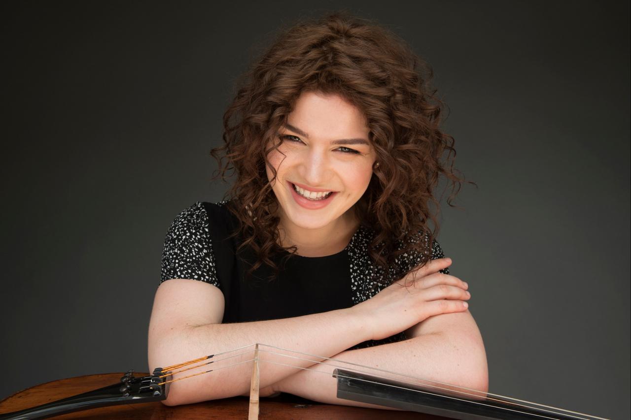 Julia Hagen spielt Haydn Cellokonzert