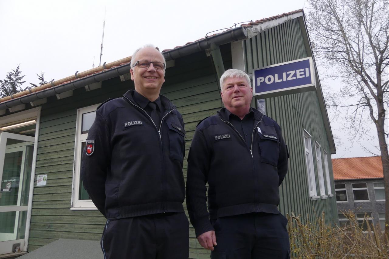 Wechsel im Polizeikommissariat Oberharz