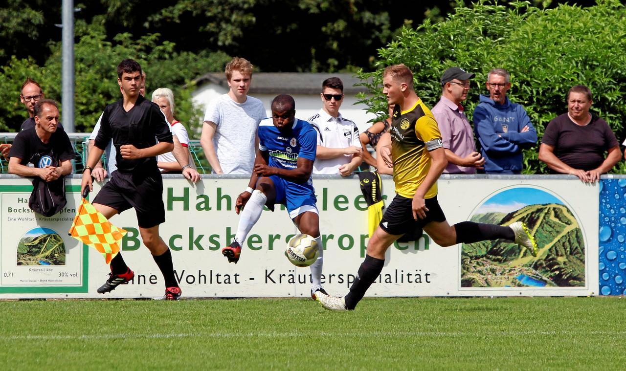 GSC empfängt SV Rammelsberg zum Pokalhit