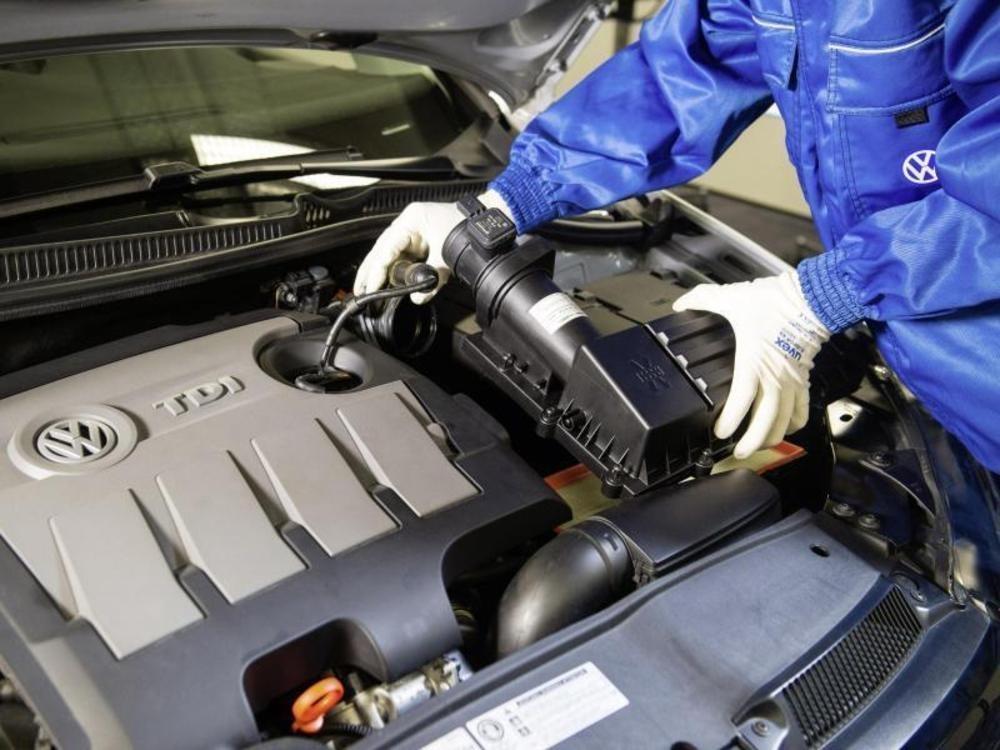 Keine neue Abschaltvorrichtung bei VW
