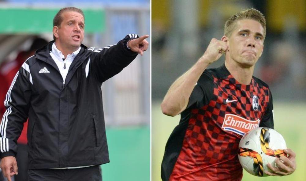Petersen gegen Petersen im DFB-Pokal