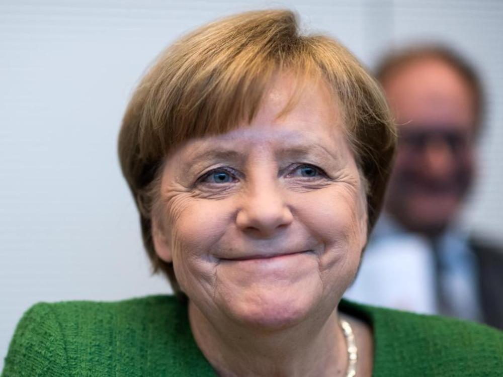 Merkel vor vierter Wahl zur Kanzlerin