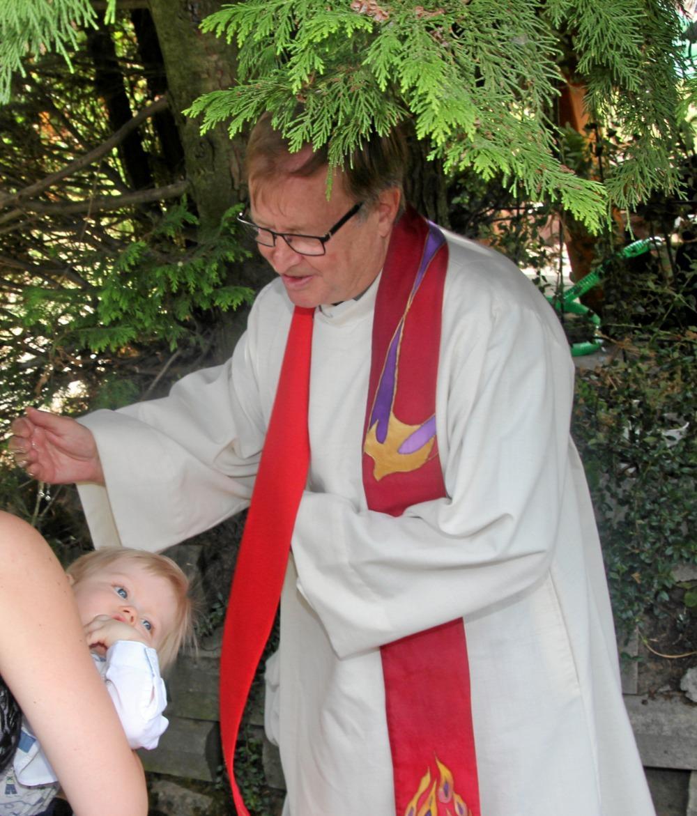 13 Christen im Hurlebach getauft