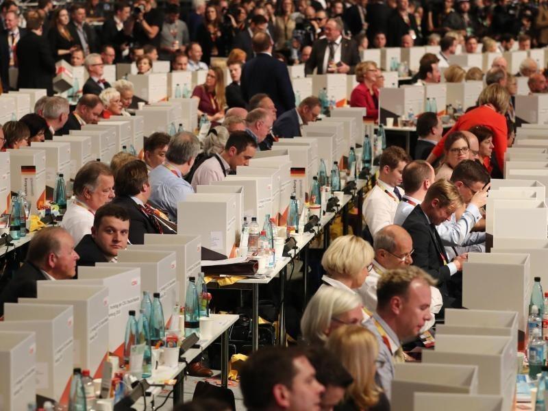 Stichwahl um den CDU-Vorsitz