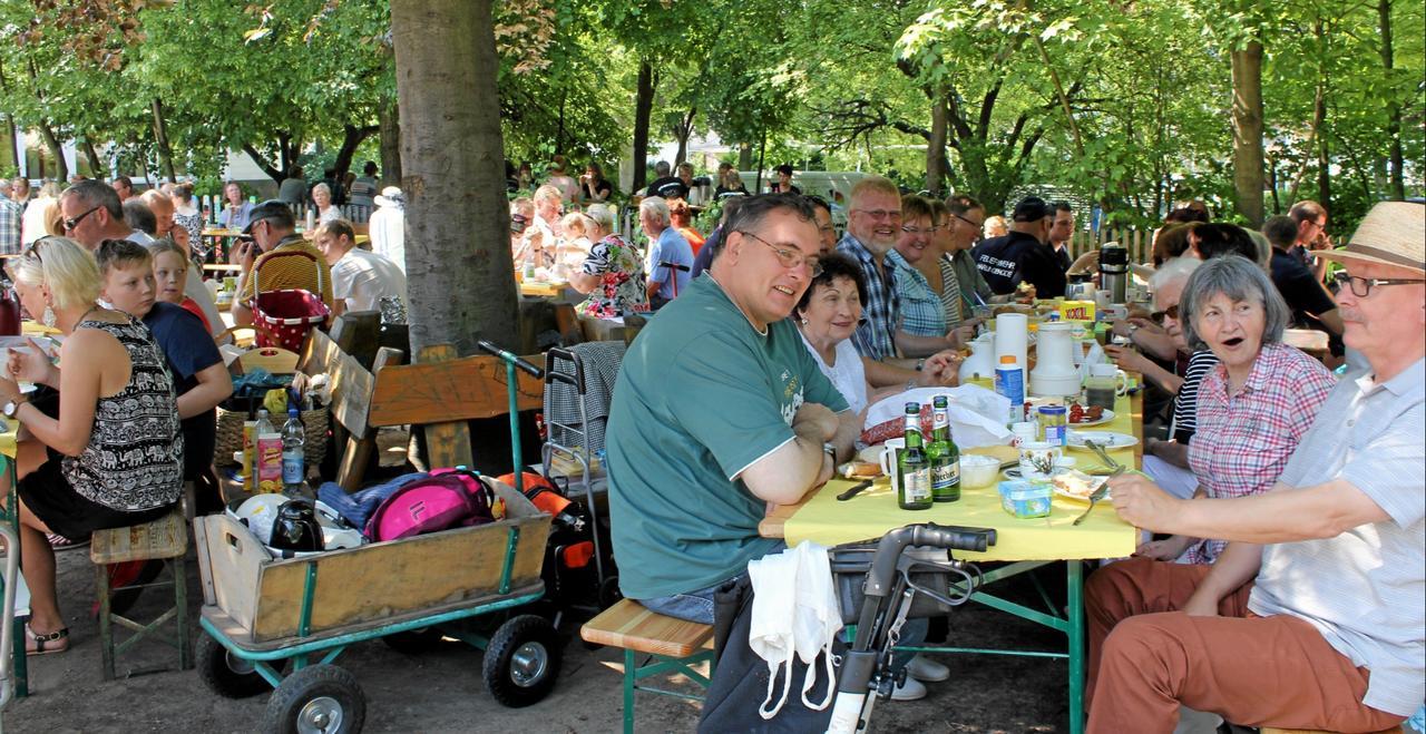 Zweites Bürgerfrühstück in Harlingerode