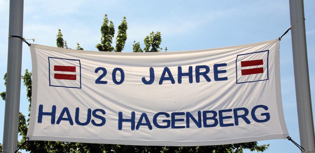 Die Hagenberger feiern
