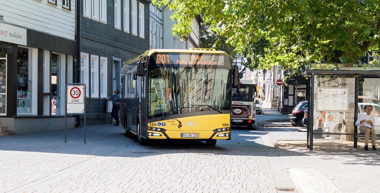 Keine Stadtbusse am Dienstag
