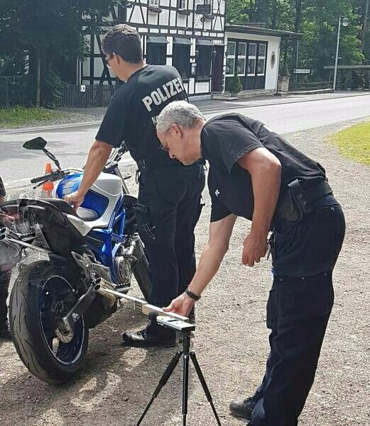 Viele Verstöße bei Verkehrsüberwachung in Herzberg festgestellt