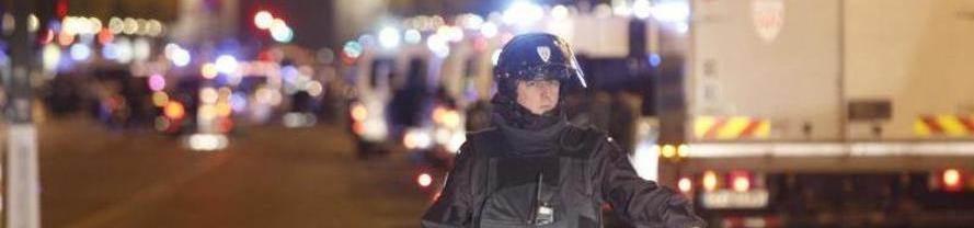 Polizist in Paris getötet