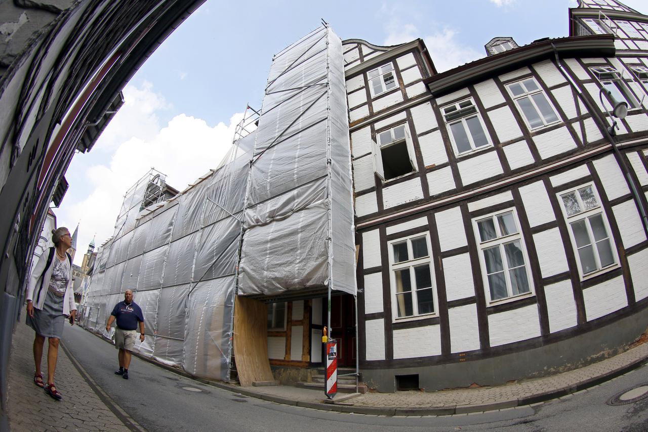 Fassadenstreit erreicht Kulturministerium