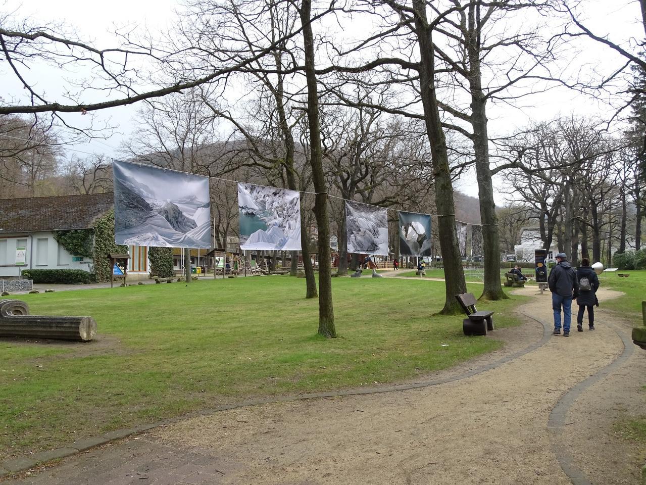Ausstellung startet im Harzburger Kurpark