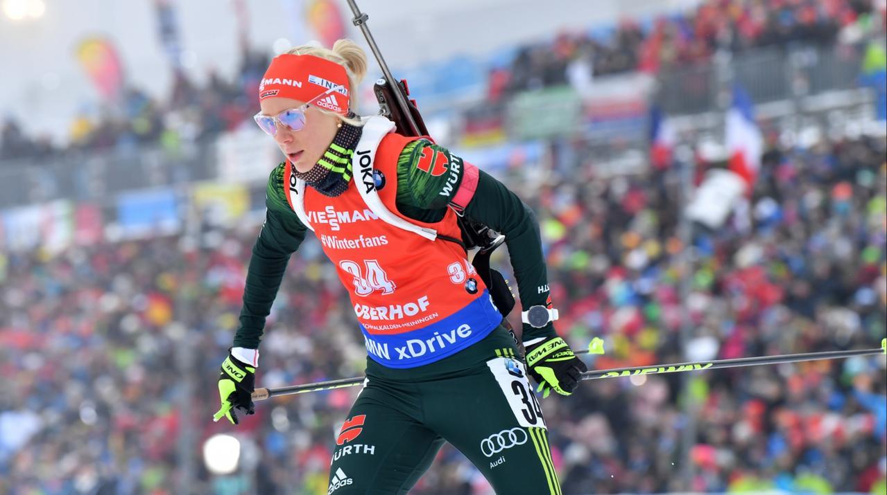 Karolin Horchler verpasst knapp die Top Ten
