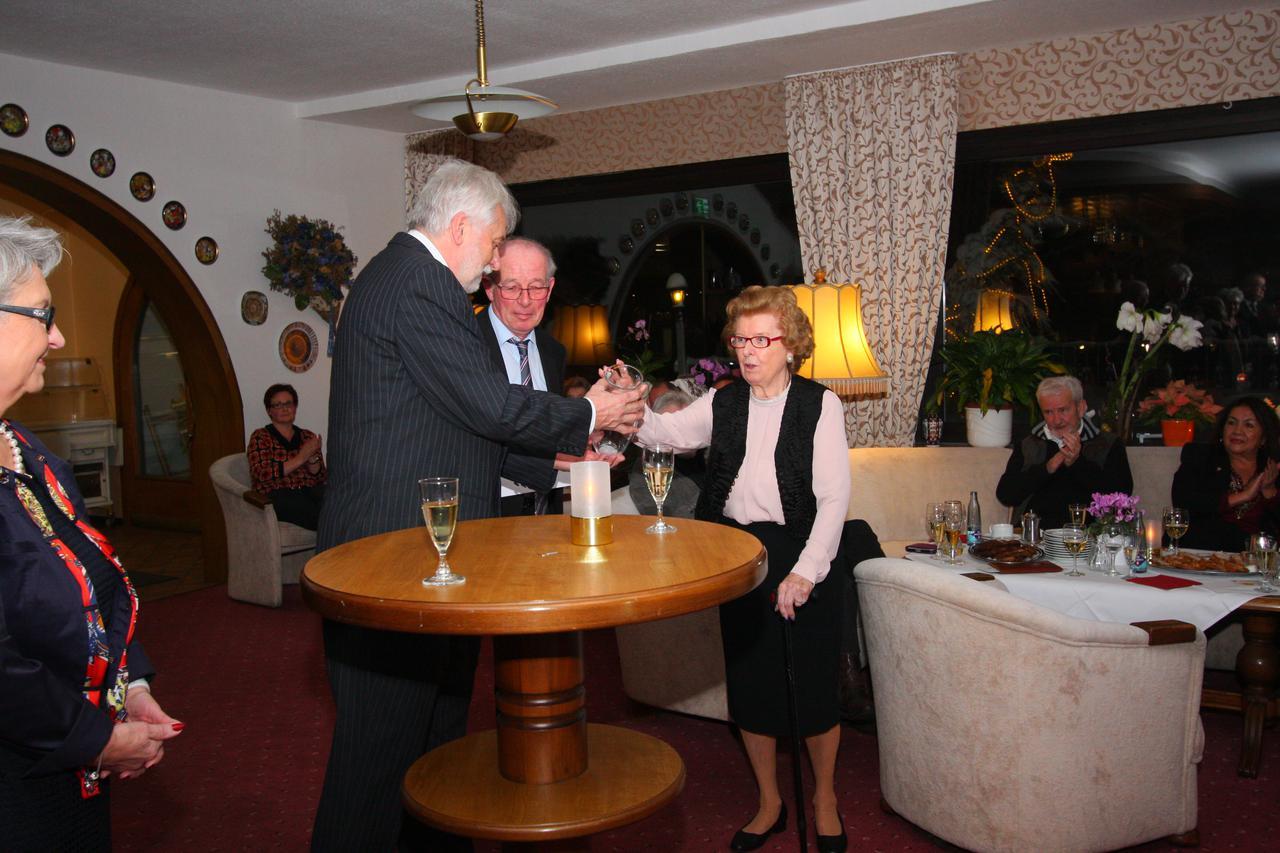 Ehrenpreis an engagierte Kämpferin
