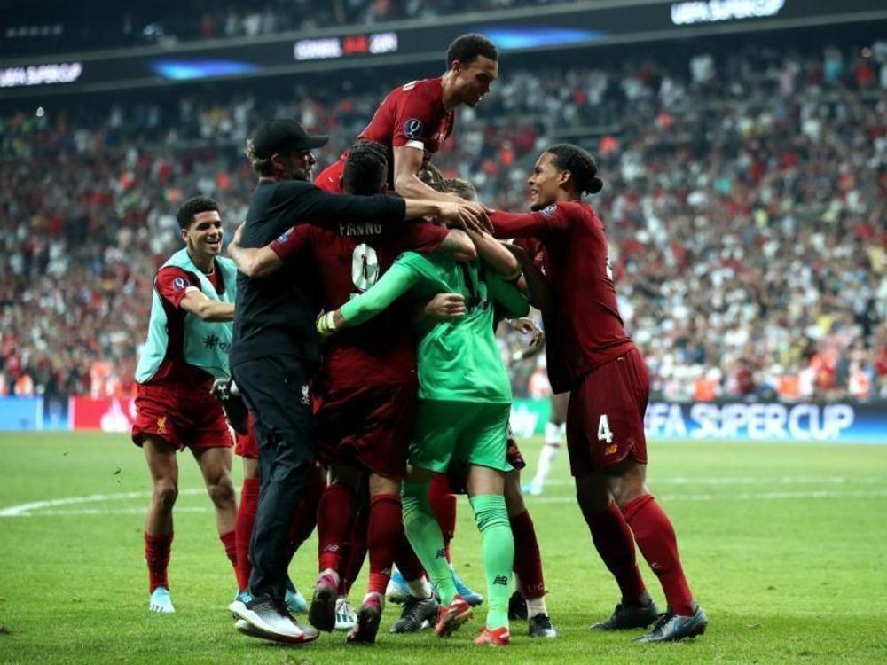 Klopps Liverpool gewinnt den Supercup
