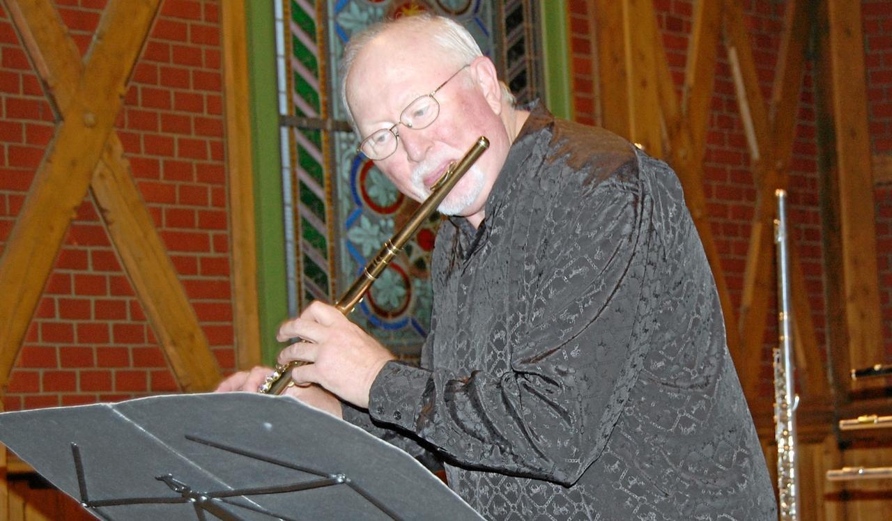 Flötentöne mit Plauderei