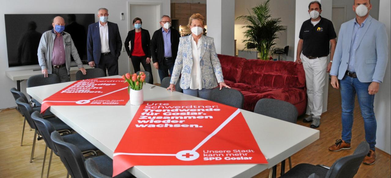 Neues SPD-Büro: Sehnsucht nach Rathaus-Nähe