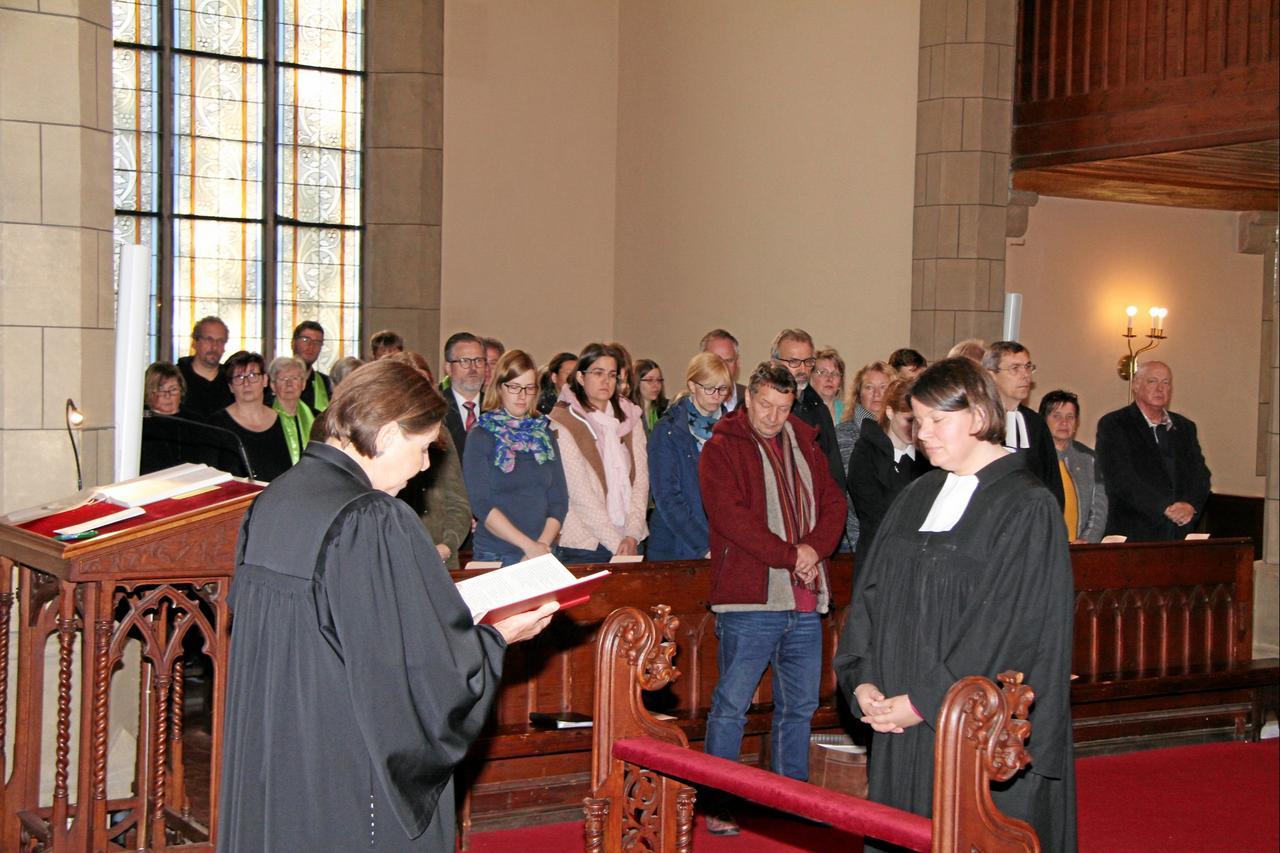 Pfarrerin im Neiletal verabschiedet