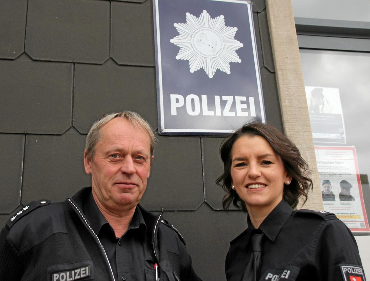 Neue Polizei-Chefin auf Zeit