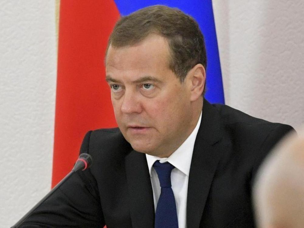 Gesamte russische Regierung tritt zurück