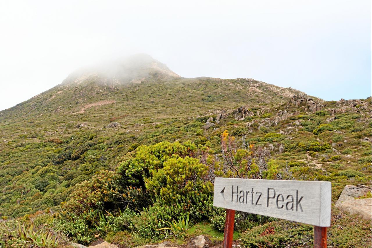 Vom Brocken nach Tasmanien