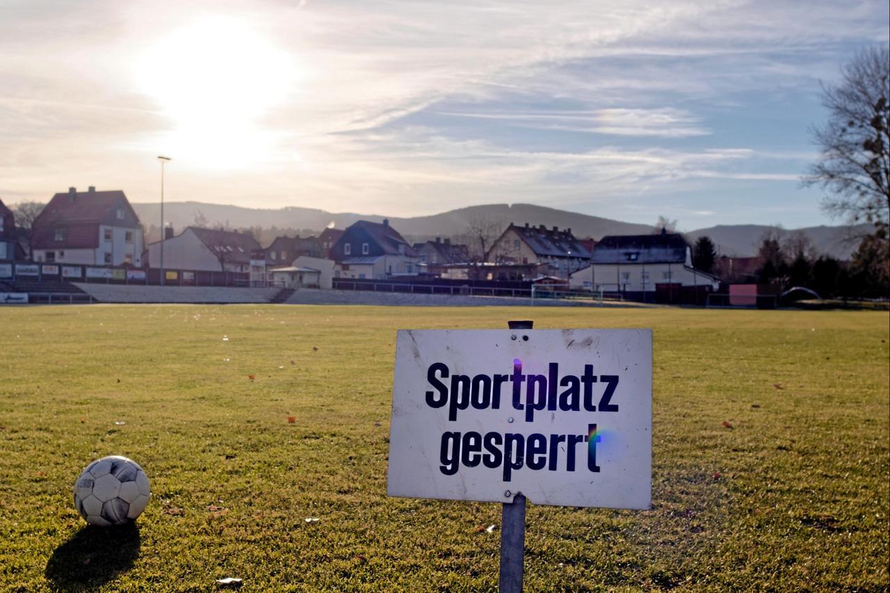 Spielausfälle in der Fußball-Bezirksliga