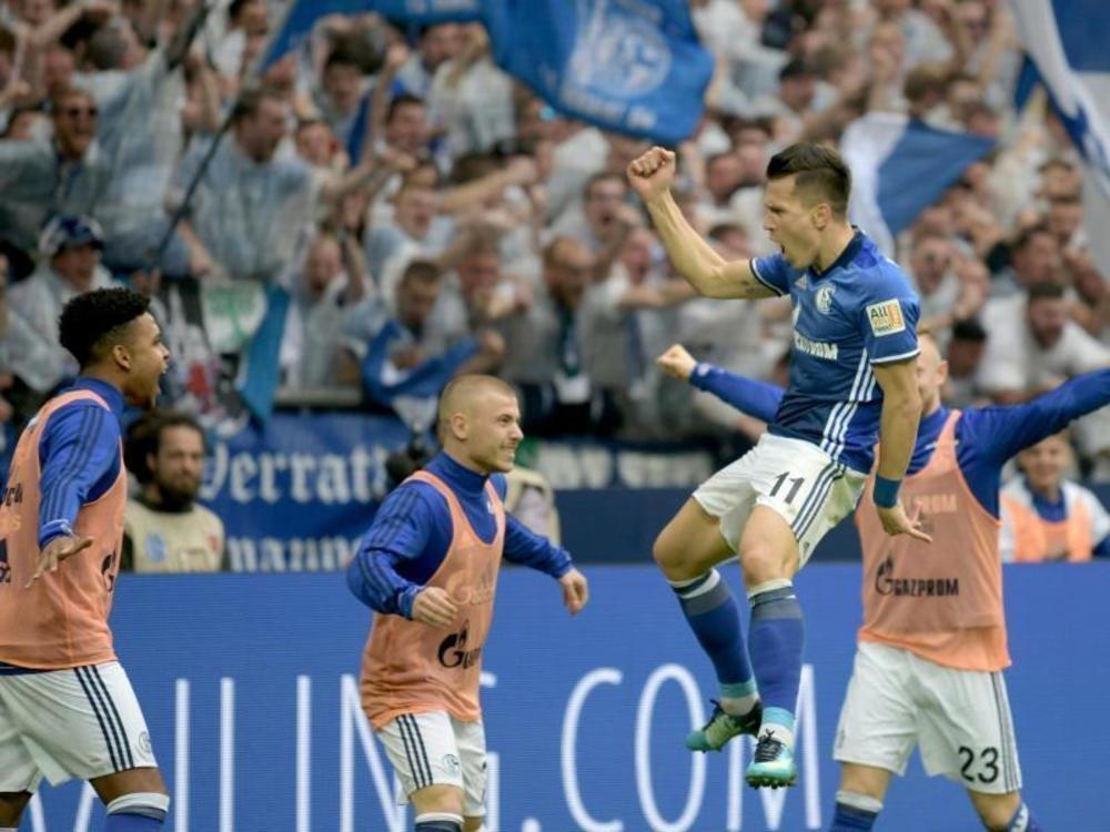 Derbysieg: Schalke jubelt