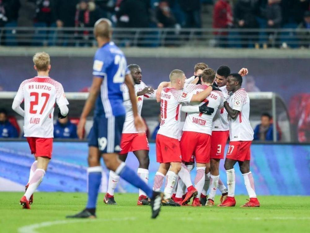 RB Leipzig erobert Platz 2