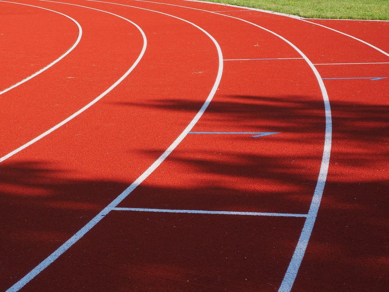 Bezirksmeisterschaften der Leichtathleten
