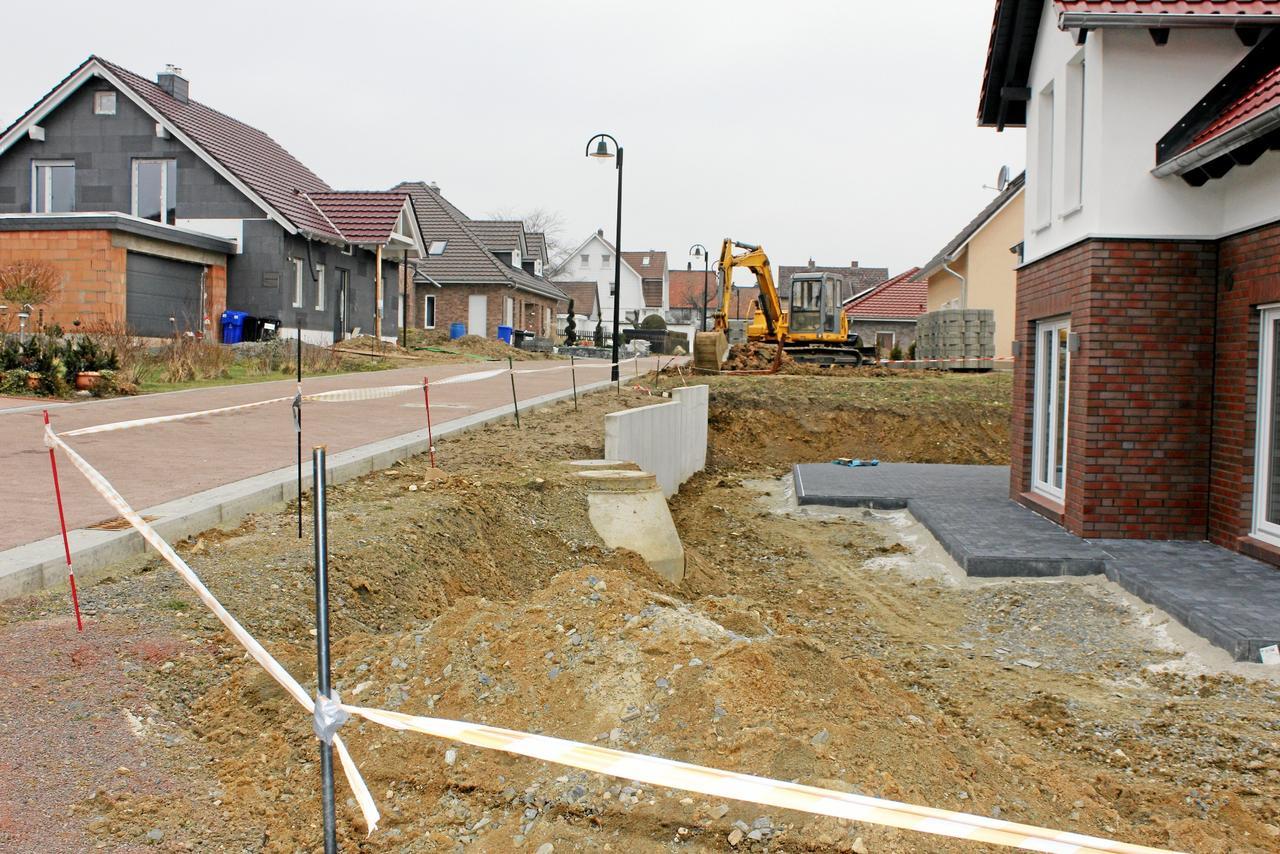 Bau-Boom hält weiter an
