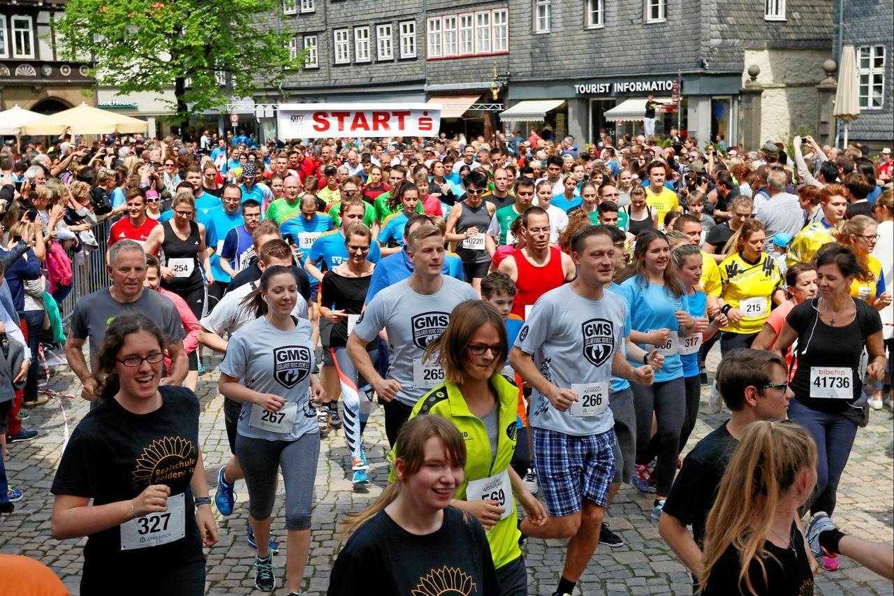 Training für den Altstadtlauf beginnt