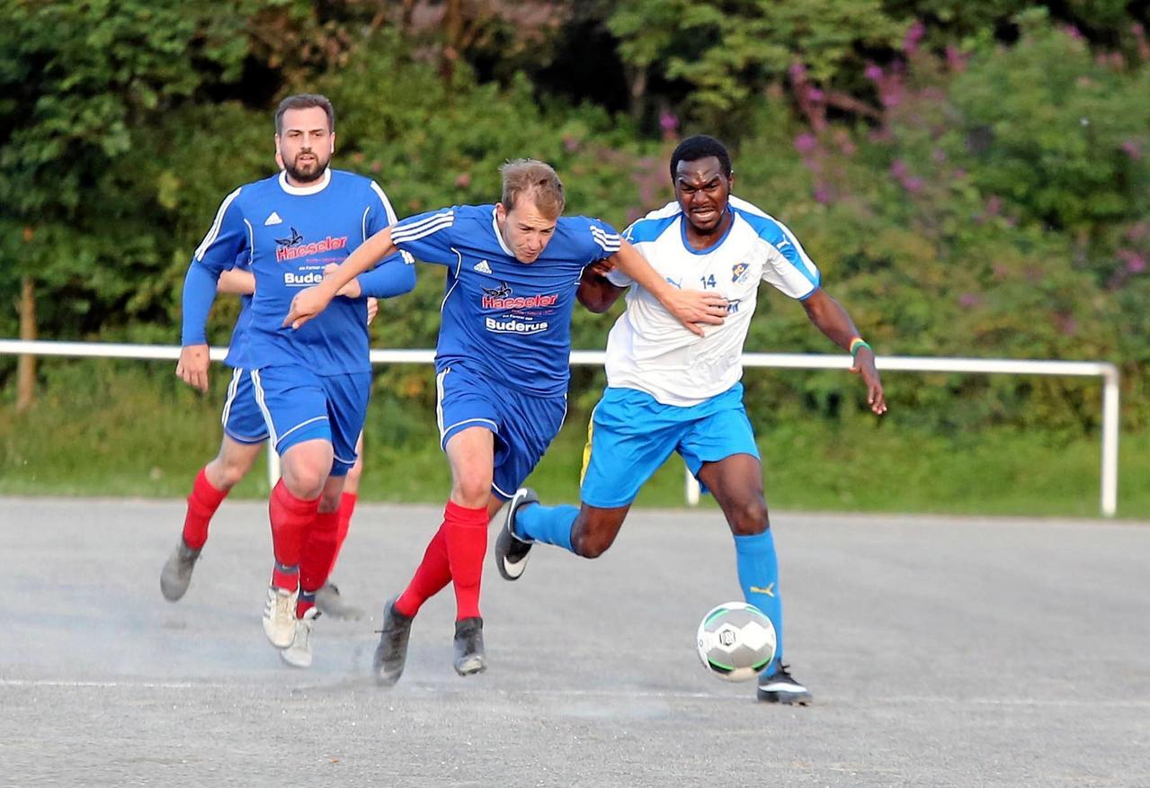 FC Zellerfeld ist nach Derbysieg weiter