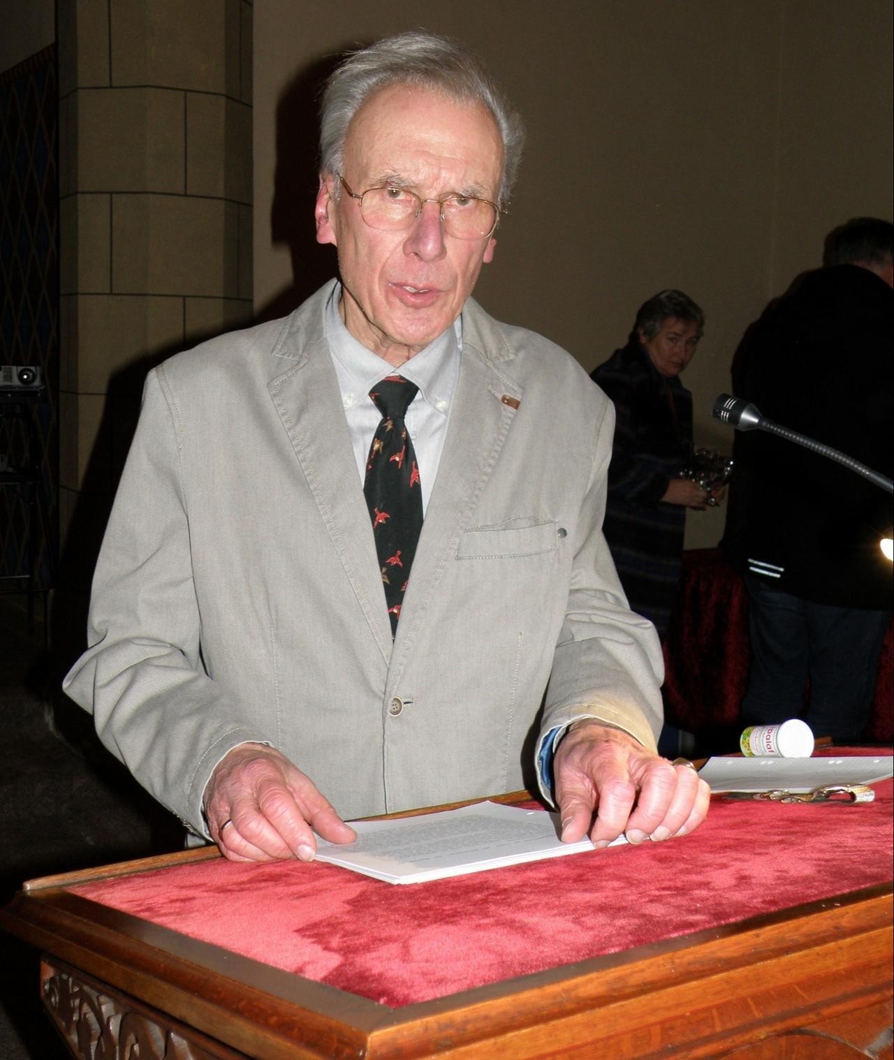 Vortrag zur Baugeschichte der Georgskirche