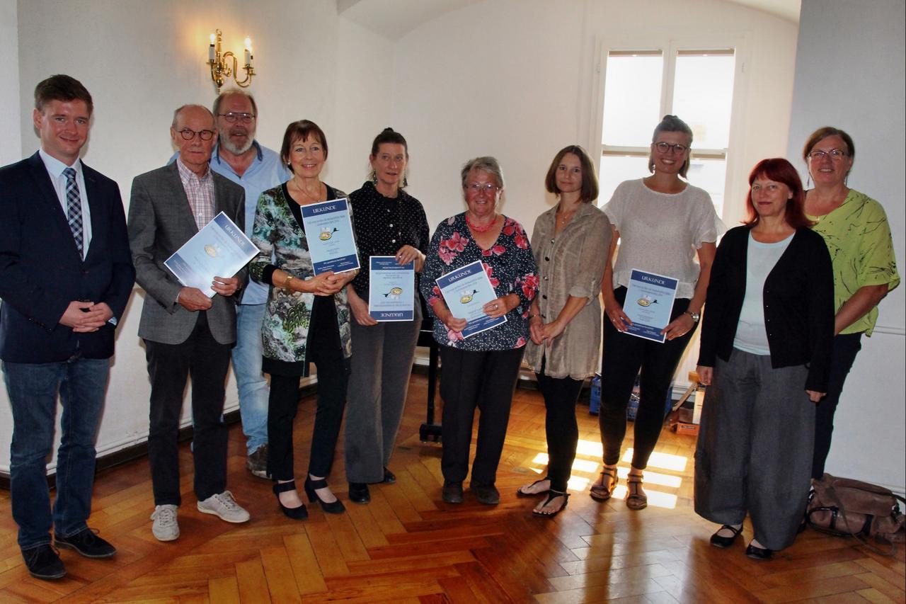 2.Literaturpreis Harz im Schloss Harzgerode