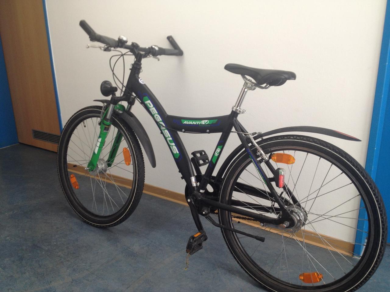 Polizei sucht Eigentümer eines Fahrrads